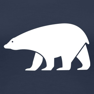 polar bear - Women's Premium T-Shirt