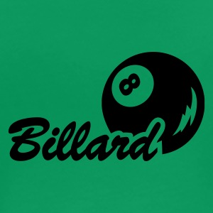 Kelly green Billiard T-Shirts - Frauen Premium T-Shirt