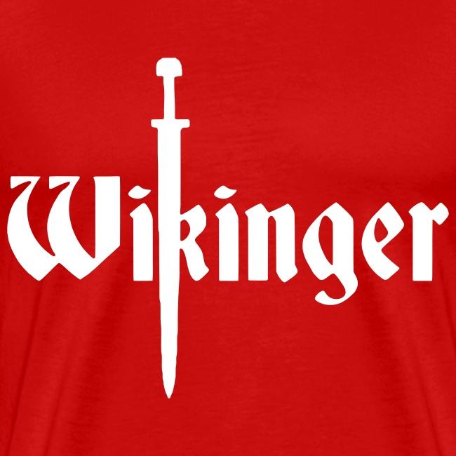 """Männer T-Shirt klassisch """"Wikinger"""""""