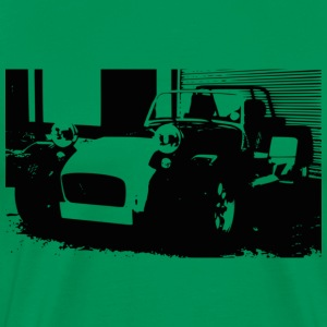 Caterham Front 1 - Men's Premium T-Shirt