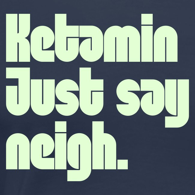 K. just say !?