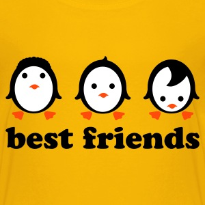 Zongeel Best friends Shirts - Teenager Premium T-shirt