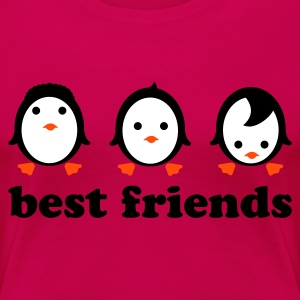 Rubis Best friends Tee shirts - T-shirt Premium Femme
