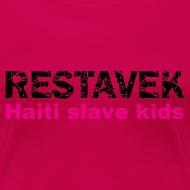 Motiv ~ T-Shirt Frau Restavek 03 pink© by kally ART®