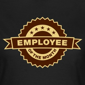 Olive Employee of the month 2clr Women's T-Shirts - Women's T-Shirt