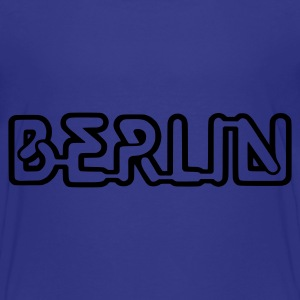 Cyan Berlin Kids' Shirts - Teenage Premium T-Shirt