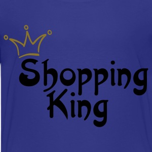 SHOPPING KING | Kindershirt - Teenager Premium T-Shirt