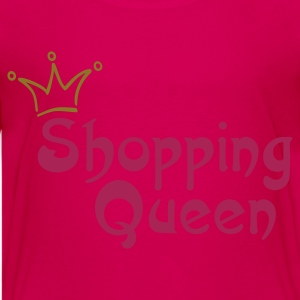 SHOPPING QUEEN | Kindershirt - Teenager Premium T-Shirt