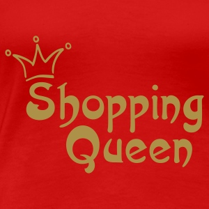 SHOPPING QUEEN | Girlieshirt - Frauen Premium T-Shirt
