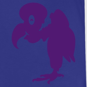 Cyan Geier / vulture (1c) Kids' Shirts - Teenage Premium T-Shirt