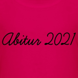 Pink Abi 2021 Kinder T-Shirts - Teenager Premium T-Shirt