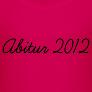 Pink Abi 2012 Kinder T-Shirts - Teenager Premium T-Shirt