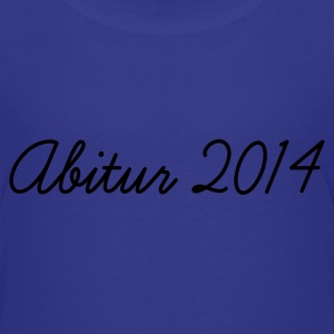 Türkis Abi 2014 Kinder T-Shirts - Teenager Premium T-Shirt
