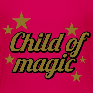 Pink Child of Magic © Kinder T-Shirts - T-shirt Premium Ado