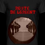 Motif ~ Tee Shirt Route de Lorient