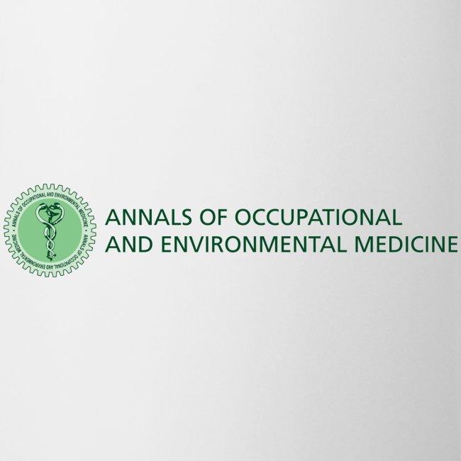 Annals of Occupational and Environmental Medicine Mug