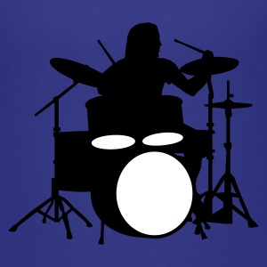 drummer_b_2c Shirts - Teenage Premium T-Shirt