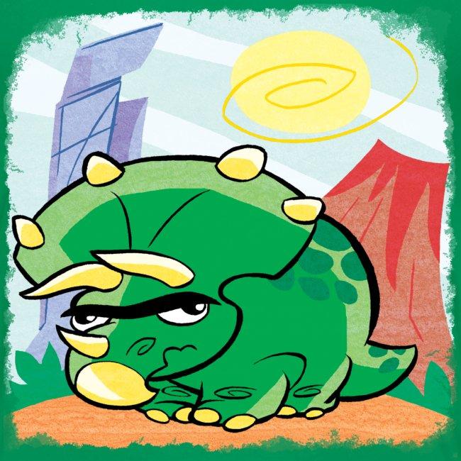 Ngumbosaurus - Kindershirt