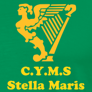 Design ~ Stella Maris - without whom there would be no Hibs today - Free Colour Selection