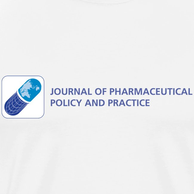 Journal of Pharmaceutical Policy and Practice Men's t-shirt