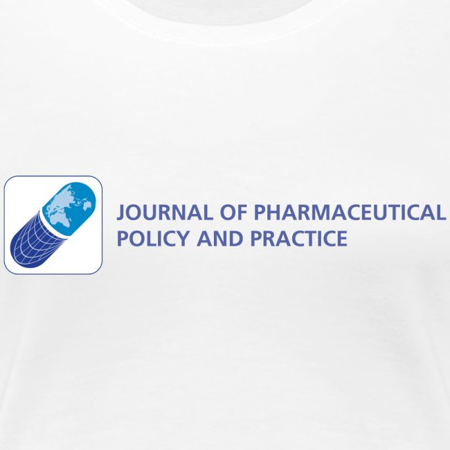Journal of Pharmaceutical Policy and Practice Women's t-shirt