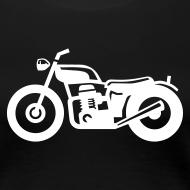 Motif ~ moto femme