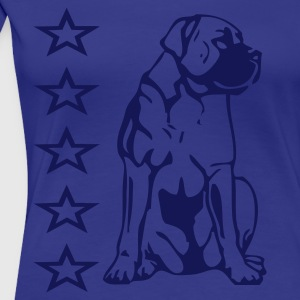 www.dog-power.nl - Premium-T-shirt dam