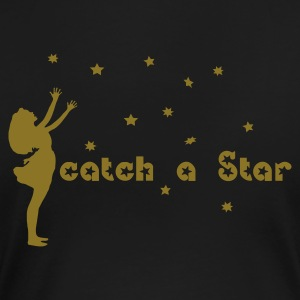 catch a star - Frauen Premium T-Shirt