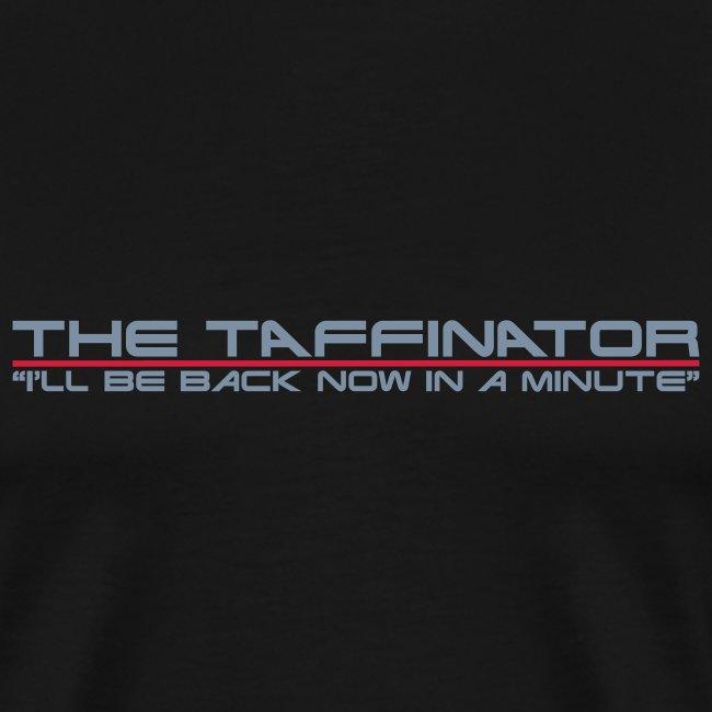 "Taffinator BLACK XXXL ""Minute"""