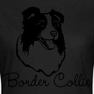 bordercollie - Frauen T-Shirt