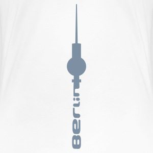 BerlinTower Shirt - Frauen Premium T-Shirt
