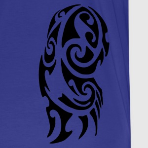 Royal blue Maori Tattoo Men's Tees (short-sleeved) - Men's Premium T-Shirt
