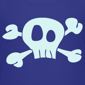 Shirt mit Skull - Teenager Premium T-Shirt