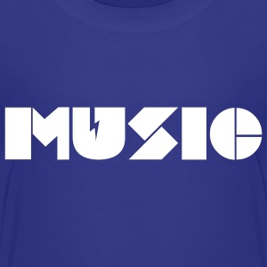 Sky musik - blitz Kinder Shirts - Teenager Premium T-Shirt