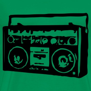 1983 Clothing Co. GhettoBlaster II (All Colours Available) - Men's Premium T-Shirt