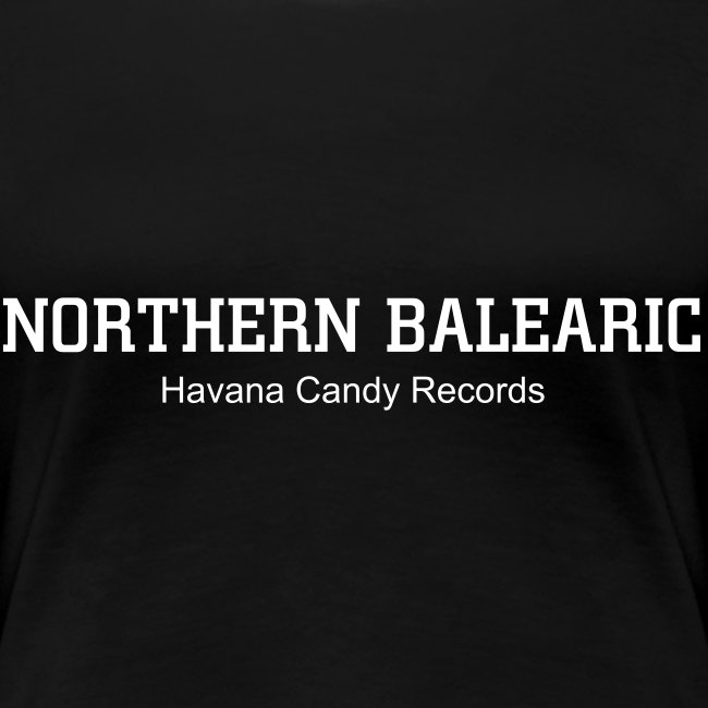 Northern Balearic Tee: Girls