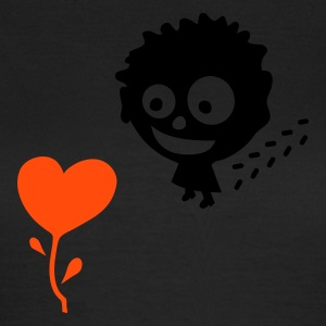 Olive love and happiness v2 (© alteerian) T-Shirts - Frauen T-Shirt
