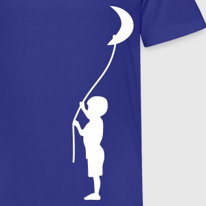 Sky moonboy Kinder Shirts - Teenager Premium T-Shirt