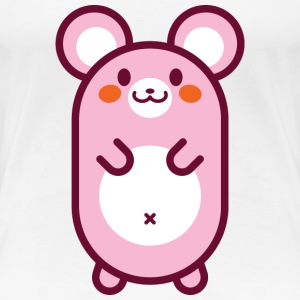 mouse - Women's Premium T-Shirt