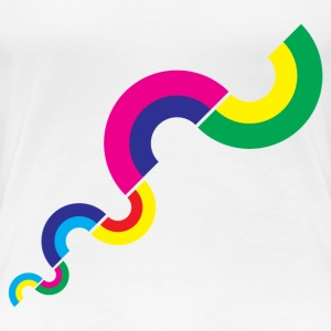 rainbow - Women's Premium T-Shirt