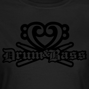 Olive Drum&Bass T-Shirts - Frauen T-Shirt