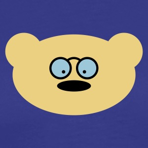Teddy Glasses - Men's Premium T-Shirt