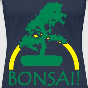 Bonsai - Frauen Premium T-Shirt