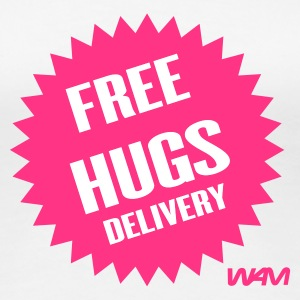 Weiß free sex delivery by wam T-Shirts - Frauen Premium T-Shirt