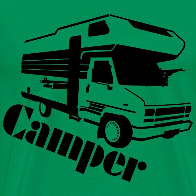 Camper Moblie home