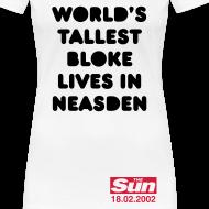 Design ~ World's Tallest Bloke Lives in Neasden