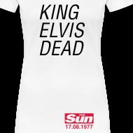 Design ~ King Elvis Dead