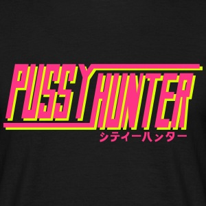 Pussy Hunter - T-shirt Homme