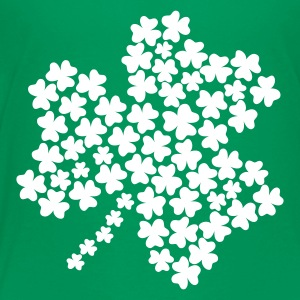 Shamrock - Teenage Premium T-Shirt
