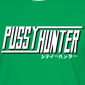 Pussy Hunter - T-shirt contraste Homme